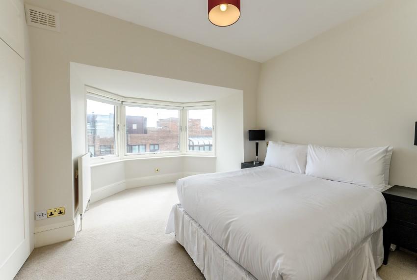 Penthouse B, bedroom 4