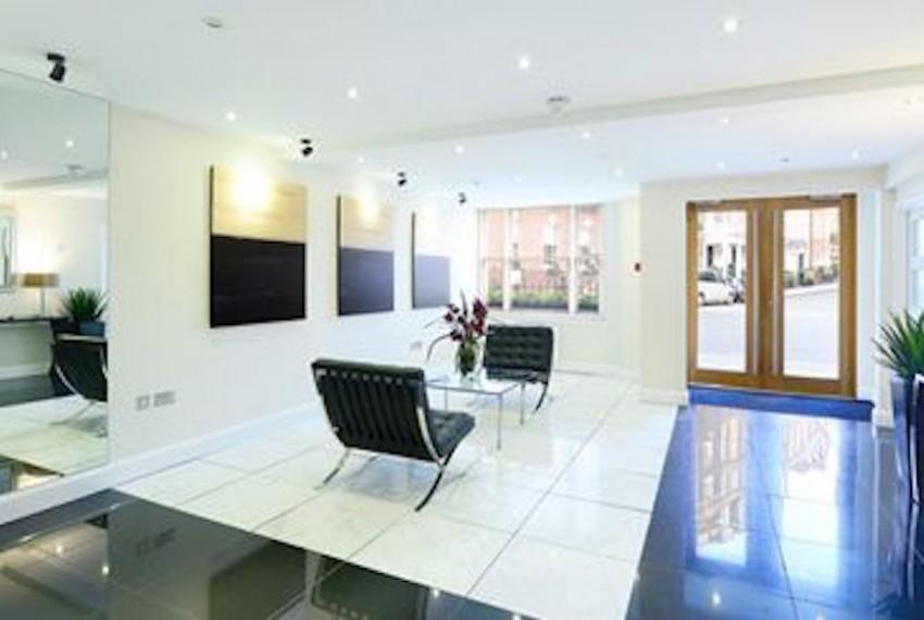 reception area, hill st