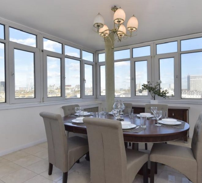 Dinning Room, Barrie House, W2
