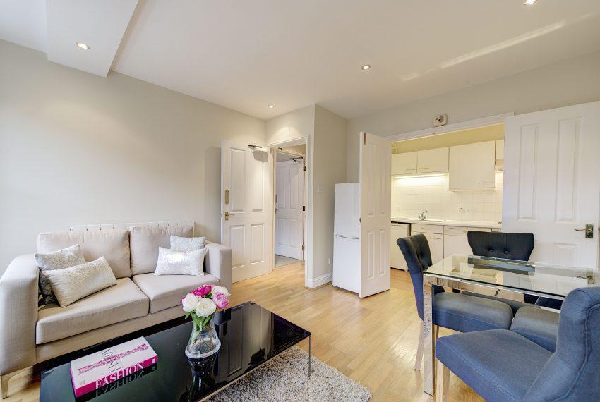 cedar house, reception kitchen